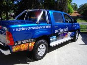 Vehicle Wrap Service - 1