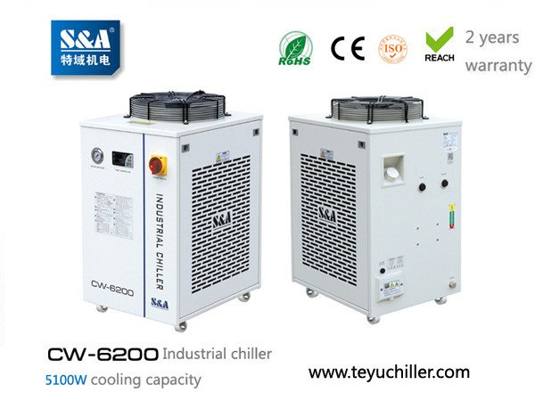 S&A water chiller system