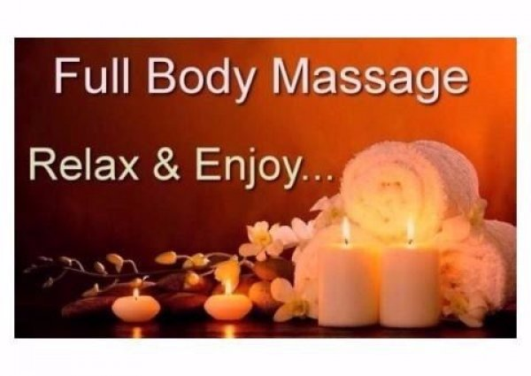 Full Body Relaxing Magic Rub