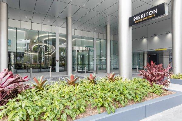 Meriton Suites on the Gold Coast