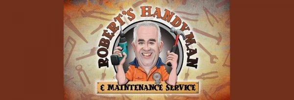 Robert's Handyman and Maintenance Servic